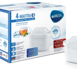 Pack de 4 cartouches Maxtra Microflow