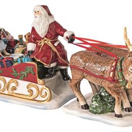 Traîneau du père Noël Christmas Toy's